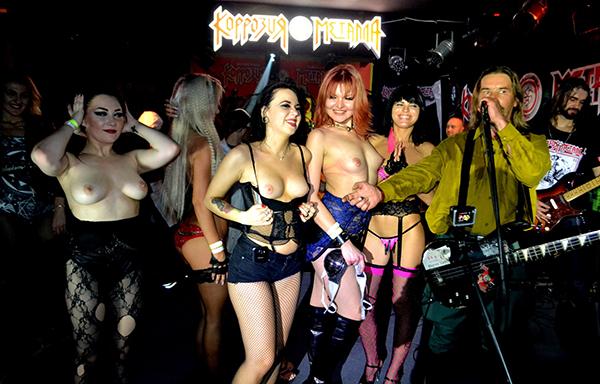 Секс шоу с девушками