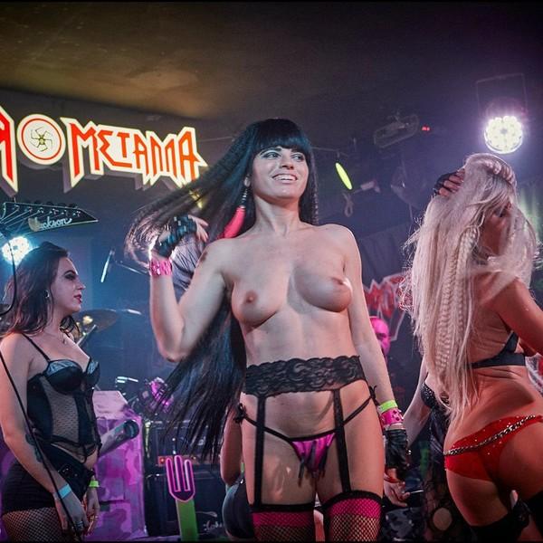 Секс шоу коррозия